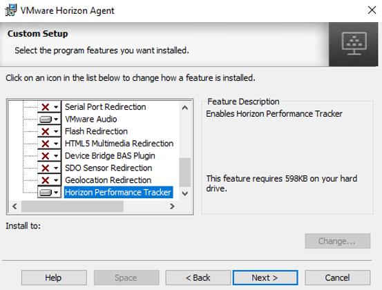 VMware Horizon – Setup Windows 10 template – Install ...