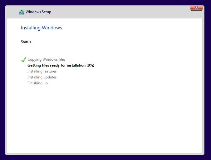InstallWindows8