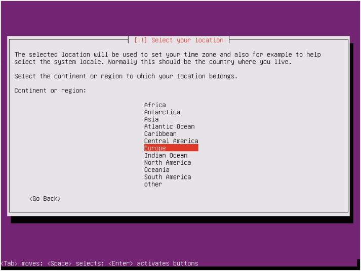 Install Ubuntu Server OS-05