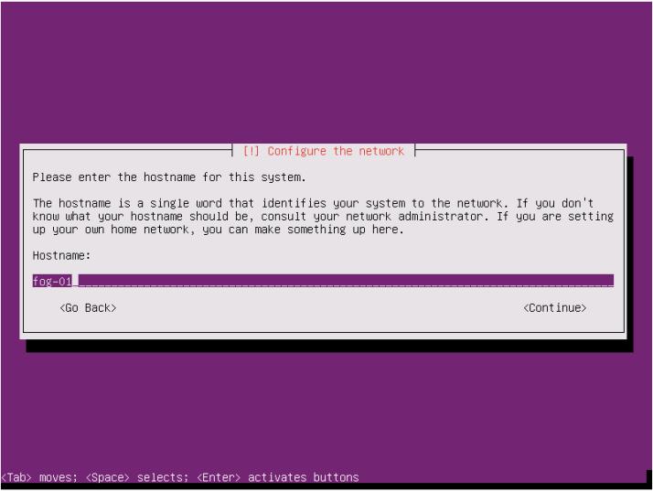 Install Ubuntu Server OS-12