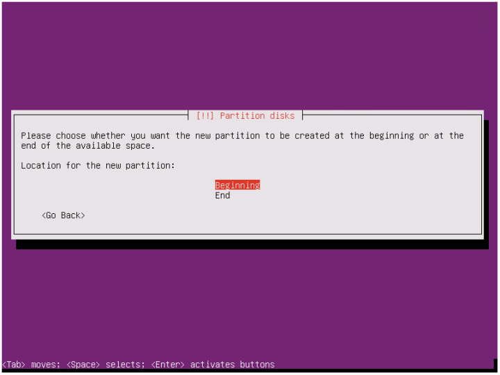 Install Ubuntu Server OS-32