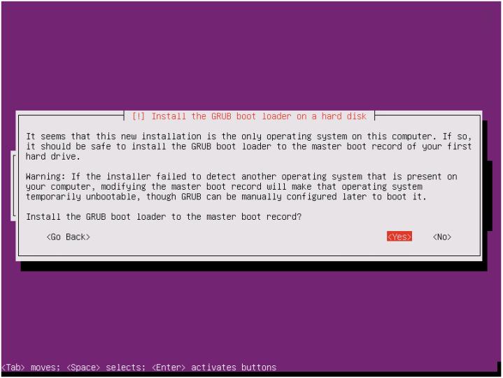 Install Ubuntu Server OS-51